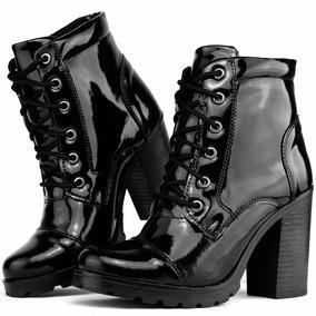 d568077dc Katuxa Calçados Coturno - Botas para Feminino no Mercado Livre Brasil