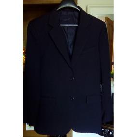 9fd160892629d Chaqueta Escolar Juvenil Color Azul - Vestuario y Calzado en Mercado ...