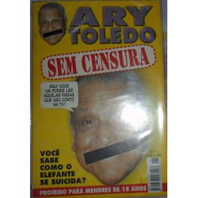 Revista Ary Toledo Sem Censura - Fábrica De Risos