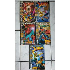 Lote Com 10 Gibis Xman Super Herois Premium E Fabulosos