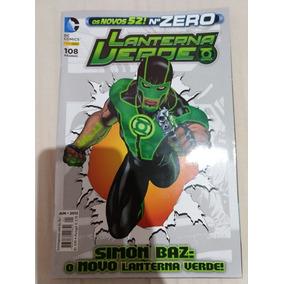 Lanterna Verde Novos 52 Edição 0 A 51, Exceto 27 E 28