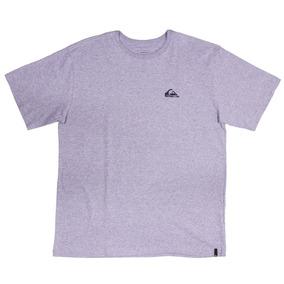 Camiseta Quiksilver Jungle Forest Extra Grande - Cinza Mescl. R  109 7eb67203123