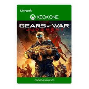 Gears Of War Judgment Xbox One / Xbox 360 Key 100% Original