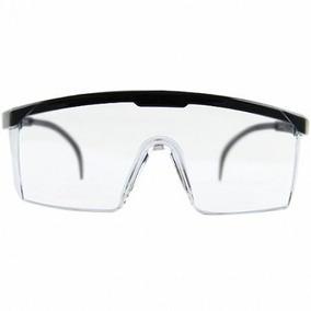 Óculos Incolor De Segurança Proteção Rio Janeiro 100 Unidade