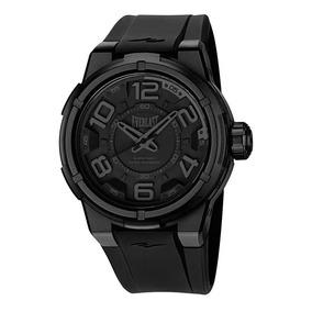 Relógio Everlast Masculino E683 Big Case Esportivo All Black