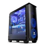 Computadora Amd Ryzen 5 2400g Ddr4 8gb Hd 1tb + Monitor+ Kit