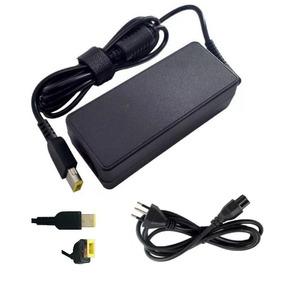 Fonte Carregador Notebook Lenovo G400s Plug Retangular 20v