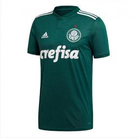 f8a2ab7796 Camisa Do Palmeiras Parmalat Adidas - Camisas no Mercado Livre Brasil