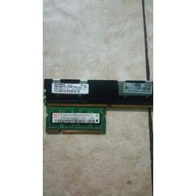 Se Cambia Memoria Elpida 1 Gb 2rx8 Pc2- 5300f-555 11-b0