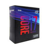 Procesador Intel Core I7-9700k, 3.60 Ghz, 12 Mb Caché L3, Lg