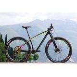 Bicicleta Niner Air 9 Rdo Tam L/m Nova Na Caixa