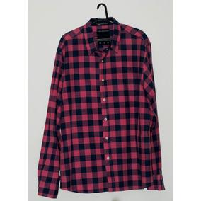 Camisa Xadrez Calvin Klein - Calçados, Roupas e Bolsas no Mercado ... 6a1d619b1f