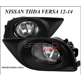 Halogenos Nissan Tiida Versa 12 - 14 , Oferta