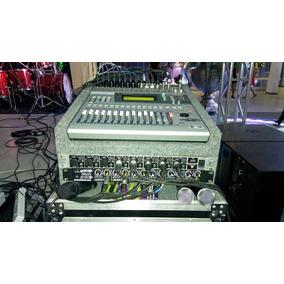 Mesa De Som Digital 01v Yamaha 16 Canais