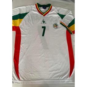 Camiseta Senegal - Camisetas de Selecciones para Adultos en Capital ... 0a22e7a3ce1df