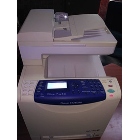Impresora Y Fotocopiadora Laser Xerox Phaser 6128mfp.