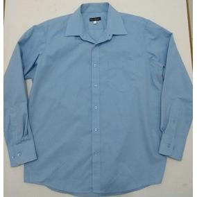 Camisa Azul Paolo Verzini