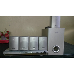 Dvd Home Theater Coby