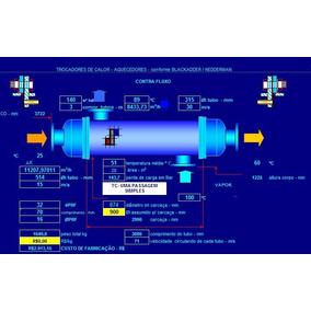 Planilha De Engenharia - Cálculo De Trocador De Calor 2