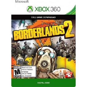 Borderlands 2 Xbox 360 / Xbox One Codigo 25 Digitos Original