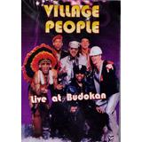 Village People Live At Budokan Concierto Musical Dvd