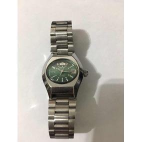 7717ea2ac85 Relogio Orient Antigo Reliquia - Relógios no Mercado Livre Brasil