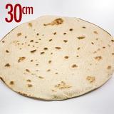 Massa De Pizza Pré-assada - Tradicional - 30/33/35cm 60unid
