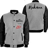 Casaco Moletom Madonna College Blusa Moleton Musico 2bd173a0d5117