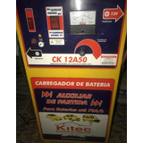 Carregador De Bateria C/ Auxiliar De Partida Profi. 50a 12v