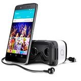 Celular Alcatel Idol 4 16gb 4g + Lentes Vr + Audifonos Jbl
