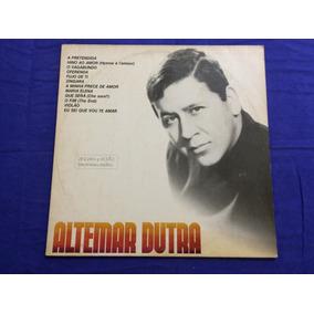 Lp Altemar Dutra - Sucessos Vol. 4 - 1985