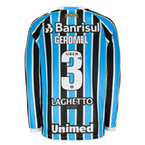 1607b2509f Camisa Gremio Manga Longa - Camisa Grêmio Masculina no Mercado Livre ...