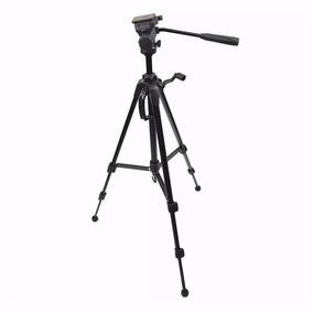 Tripe Weifeng Greika Wt3716 Cabeça Hidráulica Filmadoras