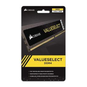 Memoria Ram Ddr4 8gb Corsair 2400mhz Pc Value Intel & Amd