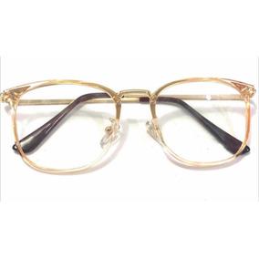 b63ce4687 Oculos De Grau Kipling Rosa - Óculos Dourado no Mercado Livre Brasil