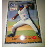 Barajita Kelvin Escobar Minor League Best 97 Rc Nro 48