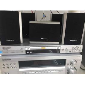 Dvd Player Pioneer 578a S 5.1 Sacd/wma/mp3/jpg/mpeg/rw