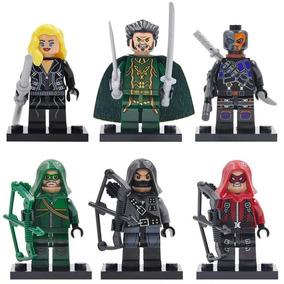 Kit Arqueiro Verde - Green Arrow Oliver Queen - Serie
