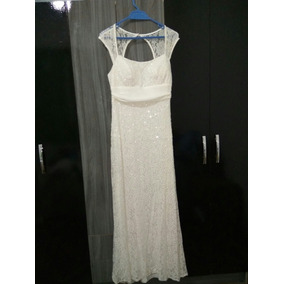 Vendo vestido de novia antiguo