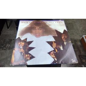 Lp Ike And Tina Turner Get Back En Formato Acetato,long Play