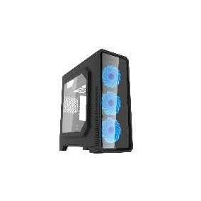 Gabinete Pc Gamer Gamemax G5961 3 Cooler - Compu Cordoba