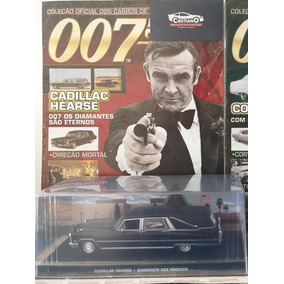 Cadillac Hearse 007 James Bond. Escala 1/43. Lacrado.