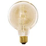 Lámpara Incandescente Vintage 40w Globo Volteck 47105