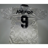 Camisa Corinthians Anos 1990 Finta Kalunga Ótimo Estado - 28 8e634e6e668f3