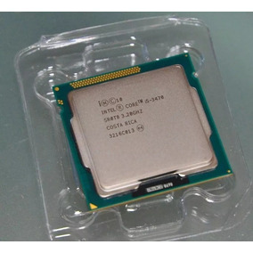 Procesador Core I5-3470 Socket 1155