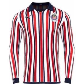 Jersey Chivas Mundial De Clubes Clon en Mercado Libre México d260823055eaa