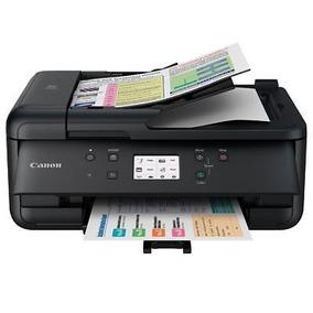 Canon Pixma Tr7520 Oficina Inalámbrica Todo En Uno Impresora