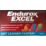 Endurox Excel Importado 60 Caps