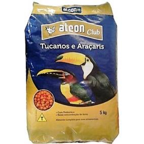 Alcon Club Tucanos E Araçaris 5kg - 5 Kg Ração