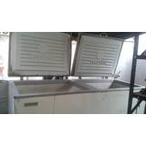Freezer Congelador 2 Puertas Tecoven